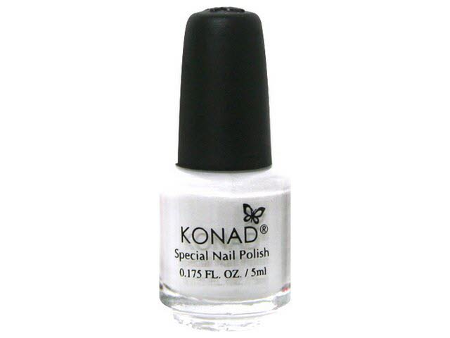 Konad Special Polish 5ml White. More images.